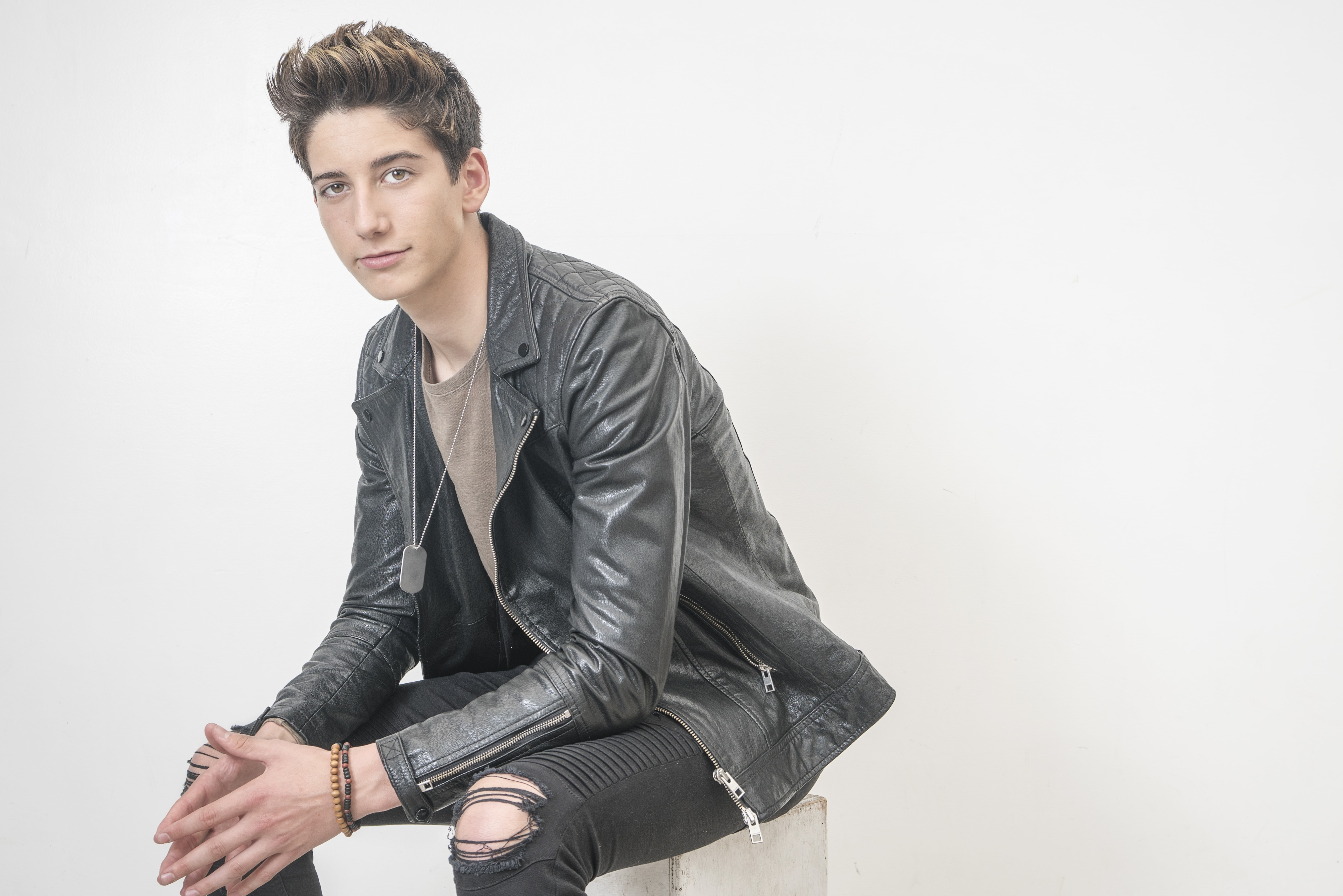 Milo Manheim Photoshoot 2018