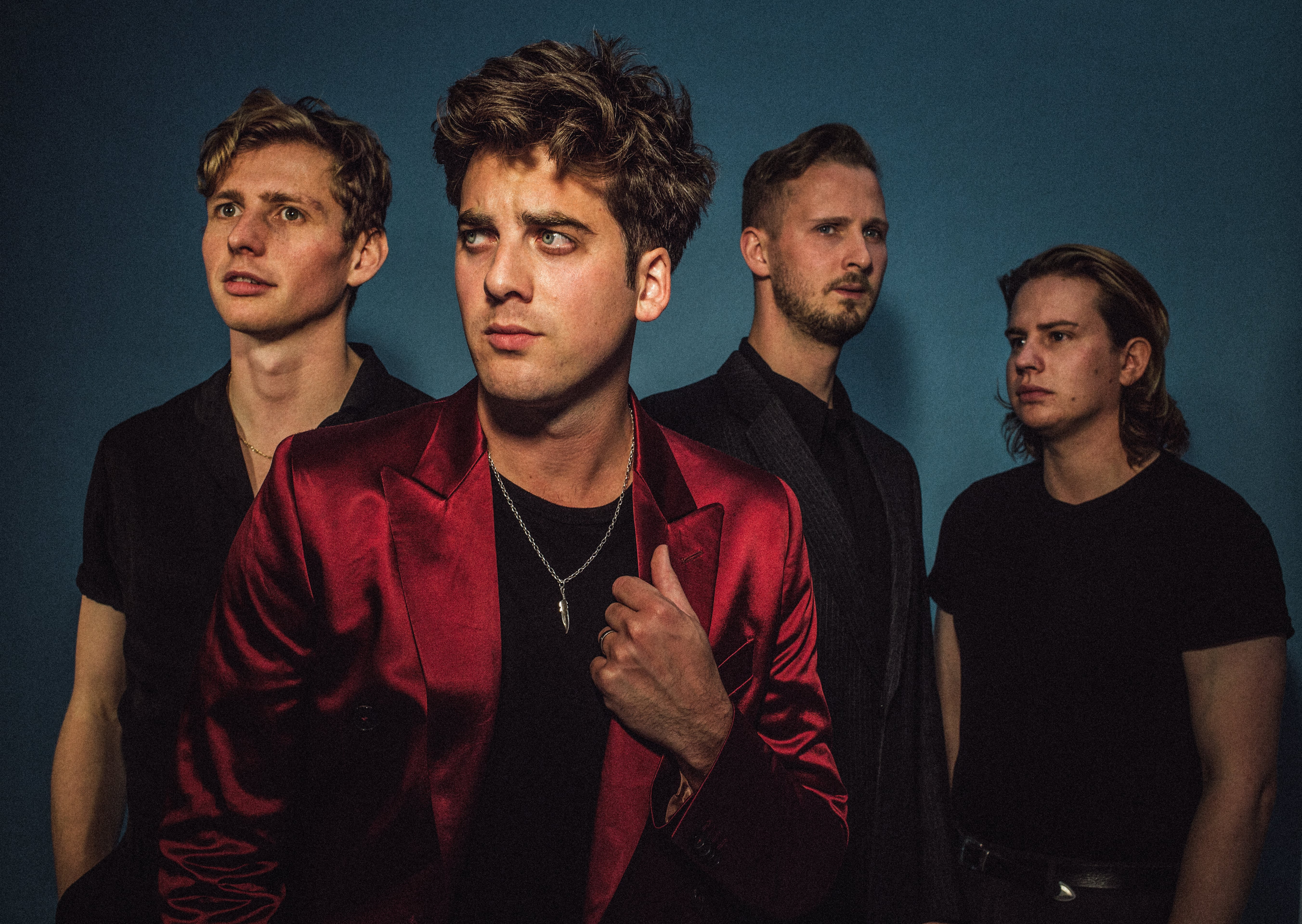 Interview: Circa Waves on Movies, 1960s Mustangs & Filming Music Videos