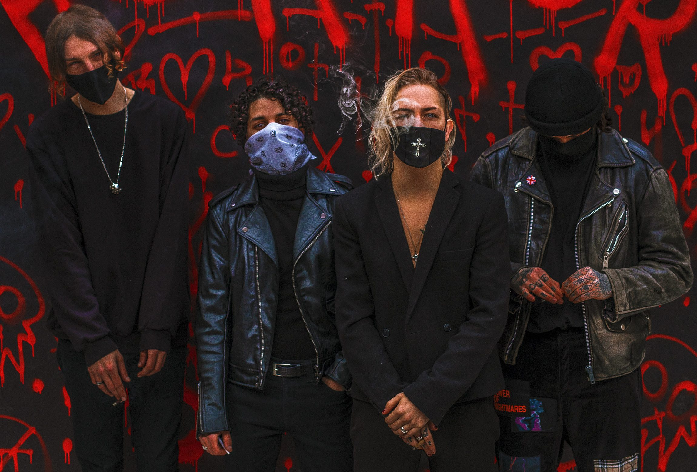 Interview: The Hunna on New Tour, New Music & Strange Fan Requests