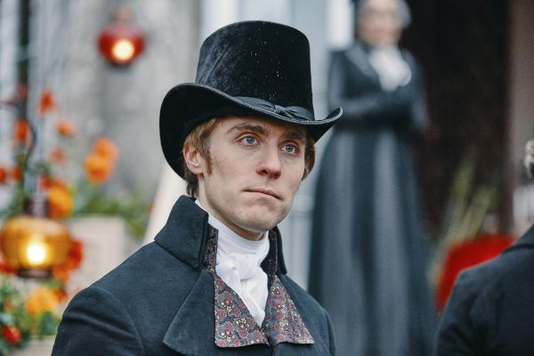 Interview: Jack Farthing returns to BBC's POLDARK for the show's final chapter